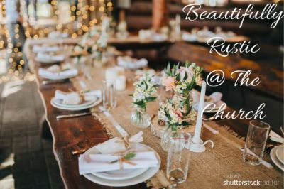 Rustic weddings Tasmania